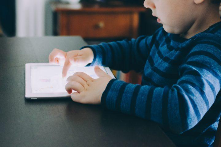 Персонификация компьютера у детей
