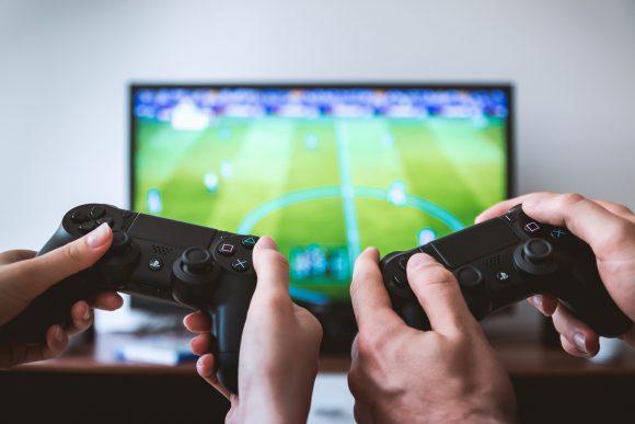 Увлеченность компьютерными играми
