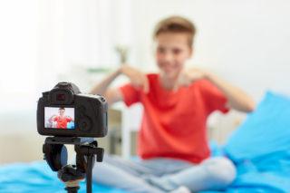 Абросимова Е.Е. Портрет современного ребенка-видеоблогера