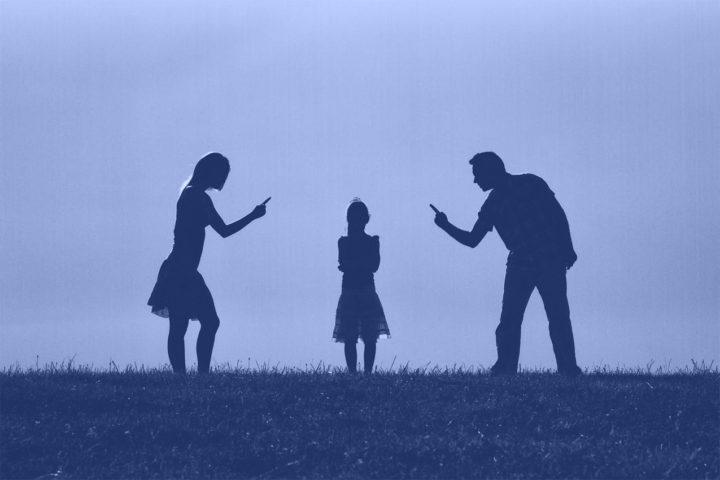 Понукалина О.В. Детско-родительские конфликты в контексте цифровизации повседневности